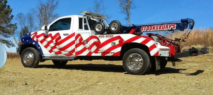 Stooksbury Towing #1 Towing Company- Sevierville,TN