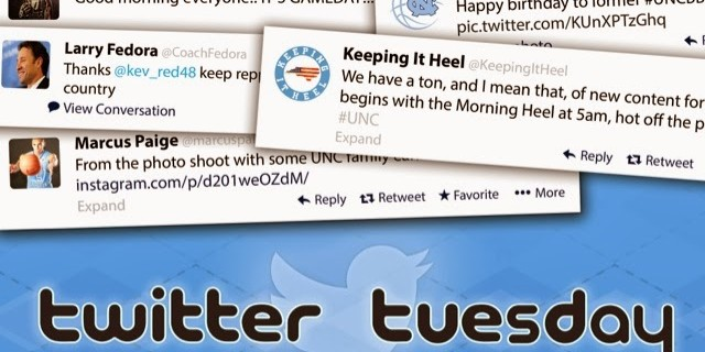 Tweet Tweet… Twitter Tuesday!