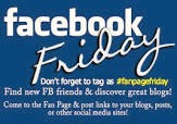 Fan Page Friday on Facebook Today!